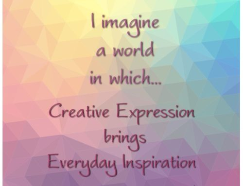 Creative Expression brings Everyday Inspiration