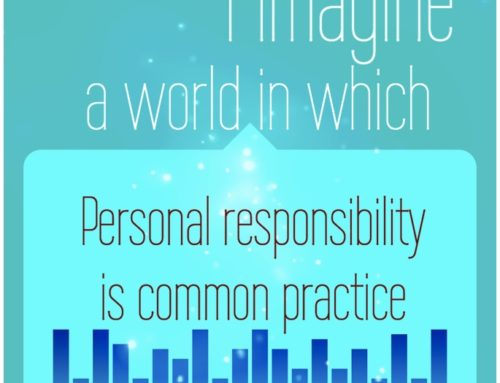 Personal Responsibility is Common Practice