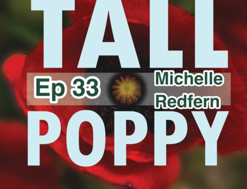 TP 33: Michelle Redfern Advancing Women