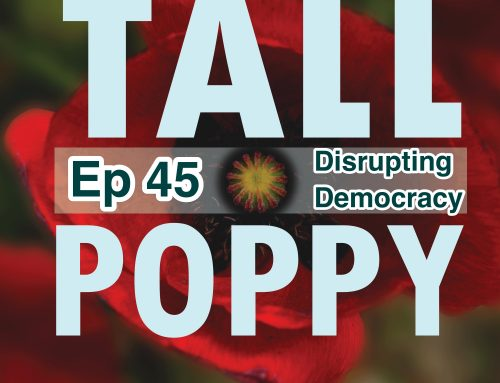TP 45: Disrupting Democracy
